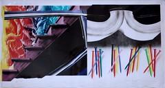IMG_1729B James Rosenquist. 1933-2017 New York Off the Continental Divide 1974 Aarhus Kunstmuseum Denmar (jean louis mazieres) Tags: peintres peintures painting musée museum museo danemark denmark jutland aarhus arosaarhuskunstmuseum jamesrosenquist