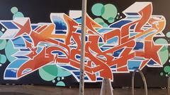 Sabeth... (colourourcity) Tags: graffiti graffitimelbourne streetartaustralia streetartnow streetartmelbourne streetart melbourne burncity awesome colourourcity letters nofilters original justahobby dontcareforlikes burners heaters sabeth sabs siloet kingsway