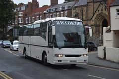 GHZ 5422: Warden t/a D.W. Coaches, Clay Cross (originally Y194 AWP) (chucklebuster) Tags: ghz5422 y194awp j33crt warden dw coaches volvo b10m berkhof axial rowbotham anns
