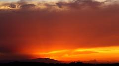 Moncayo's sunset (portalealba) Tags: moncayo juslibol zaragoza aragon españa spain sunset atardecer ocaso portalealba canon eos1300d nwn 1001nights 1001nightsmagiccity 1001nightsmagicwindow