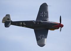 N90602_Bf109G_ZBB_2531 (Mike Head -Jetwashphotos) Tags: messerschmitt bf109g ericksons zbb boundarybayairshow southdelta delta bc britishcolumbia canada westerncanada westernregion