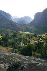 Inago upland valley