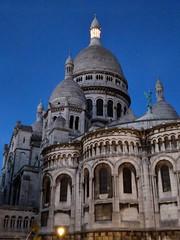 Sacre Coeur (So Cal Metro) Tags: paris france sacrecoeur sunrise church cathedral eglise montmartre