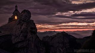 Wendelstein at Dawn