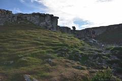 Pen-y-ghent Rocks (Bri_J) Tags: yorkshirethreepeaks walk yorkshiredales nationalpark northyorkshire uk yorkshire threepeaks countryside nikon d7200 penyghent rocks hill