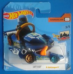 Hot Wheels - Let's Go (daleteague17) Tags: hotwheels hot wheels diecast diecastmodel model toycars toy car
