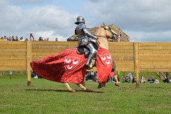 DSC_0052 (SubExploration) Tags: dover castle jousting joust medieval knights knight