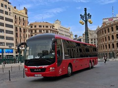 Man Lion,s Regio de Buñol (Bus Box) Tags: autobus bus transvia vpt manlionsregio valencia renfe buñol