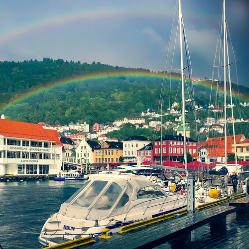 Bergen and Fjords - From 17/08/18 to 21/08/18