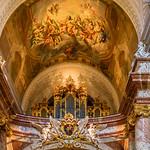 The organ in the Karlskirche thumbnail