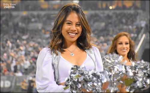 2018 Oakland Raiderette Amanda