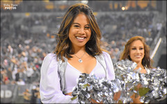2018 Oakland Raiderette Amanda (billypoonphotos) Tags: portrait packers stadium 2018 grass sign sport 18140 18140mm billypoonphotos dancers coliseum people team squad women ladies girls pretty photographer photography picture photo black silver billypoon lens mm nikkor d5500 nikon dancer dance cheerleading cheerleaders females fabulous football nfl raidernation nation raider raiderettes raiderette raiders oakland amanda