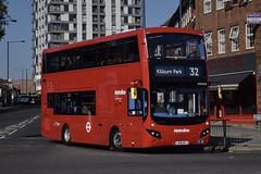 Metroline MCV EvoSeti bodied Volvo B5LH (VMH2436 - LK18 AFJ) 32 (London Bus Breh) Tags: metroline metrolinetravel metrolinetravellimited manufacturingcommercialvehicles mcvbusandcoach mcvevoseti evoseti volvo volvobus volvob5l volvob5lh volvob5lhybrid hybrid hybridbus hybridtechnology vmh vmh2436 lk18afj 18reg london buses londonbuses bus londonbusesroute32 route32 edgware stationroad tfl transportforlondon