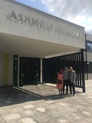 Ashmole Primary School - a dream becomes reality
