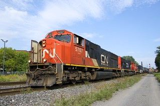 All-EMD lashup