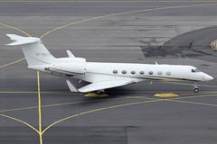Braco SA / Squadron Aviation Services Ltd Gulfstream 550 VP-BBO (c/n 5123) (Manfred Saitz) Tags: vienna international airport schwechat vie loww flughafen wien squadron aviation services gulf gulfstream 550 g550 vpbbo vpreg