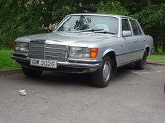 1980 Mercedes Benz 280 SE Auto (Neil's classics) Tags: vehicle 1980 mercedes benz 280se w116