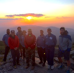 2015_RTR_Presidential Traverse Wilderness Retreat 22 (TAPSOrg) Tags: taps tragedyassistanceprogramforsurvivors tapsretreat retreat mensretreat wilderness presidentialtraverse newhampshire 2015 military outdoor cropped group males hiking posed landscape mountains