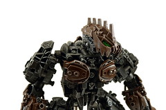 Skrall Heavy (Toa Slim 2014) Tags: stronius skrall bionicle lego legography photography toy toyphotography revamp moc canoneos750d canon
