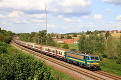 B2732--2018_08_31_080 Hennuyères (phi5104) Tags: trains treinen sncb nmbs hennuyères