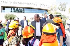 La Agencia de Seguridad y Emergencias gestiona en su primer año 4,3 millones de llamadas al 112 (Comunidad de Madrid) Tags: pedrorollán vicepresidentedelacomunidaddemadrid 112 emergencias