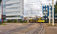 Uurtje Utrecht 5 (Peter ( phonepics only) Eijkman) Tags: utrecht uov tram transport trams tramtracks trolley rail rails streetcars strassenbahn nederland netherlands nederlandse holland