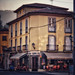 Cafe in Pola de Allande, Spain