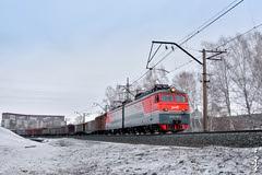 VL10U-955 near Tomsk-II station... (N.Batkhurel) Tags: railway railfan russia rzd vl10u locomotive trains trainspotting season spring transport tomsk ngc nikond5200 24120mm