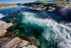 IMG_4898-1 (Andre56154) Tags: schweden sverige sweden wasser water fluss river fjäll landschaft landscape sonne sun stein stone