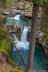 Johnston Canyon Cascading Falls (8DCPhotography (www.8dcphotography.co.uk)) Tags: landscape nature water www8dcphotographycouk holiday trees johnstoncanyon river forest alberta cascade waters banffnationalpark waterfalls trials wilderness canada2018 improvementdistrictno9 canada ca