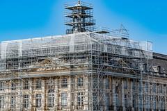 04-Travaux à La Bourse (Alain COSTE) Tags: bordeaux gironde france fr