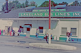 Lakeland Bus Lines, Dover, New Jersey (1 of 6)