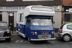 Commer CI Autohome (LBH 567L) (Ray's Photo Collection) Tags: faversham commer stonestreet campervan lbh567l kent england uk car cars show vehicles ci autohome