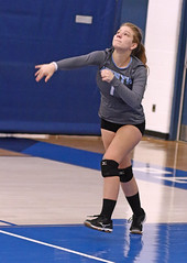 IMG_2250 (SJH Foto) Tags: girls high school volleyball teens team east stroudsburg varsity serve burst mode