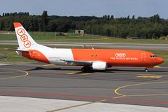TNT  Boeing 737-4Q8(SF) OE-IAG (widebodies) Tags: liege lüttich lgg eblg widebody widebodies plane aircraft flughafen airport flugzeug flugzeugbilder tnt boeing 7374q8sf oeiag
