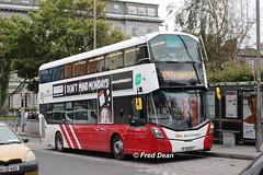 Bus Eireann VWD402 (182G13). (Fred Dean Jnr) Tags: september2018 buseireann volvo b5tl wright eclipse gemini3 galway buseireannroute409 eyresquaregalway vwd402 182g13
