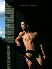 IMG_0235hh (Defever Photography) Tags: male model fit portrait fashion athlete athletic 6pack sixpack underwear briefs