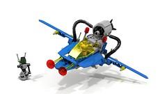 NCS Xenon X-Craft (lcsfan94) Tags: lego legospace