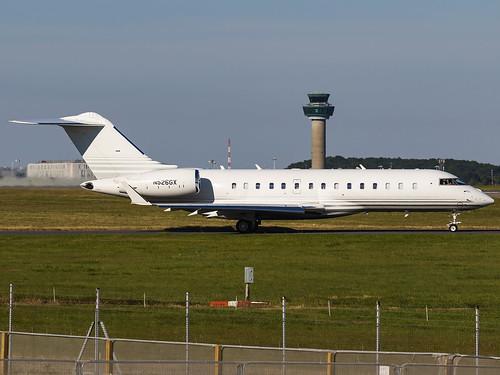 TAG Aviation USA | Bombardier BD-700-1A10 Global Express 6000 | N526GX