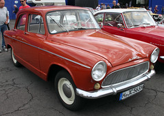 Etoile (Schwanzus_Longus) Tags: technorama hildesheim german germany france french old classic vintage car vehicle sedan saloon simca etoile
