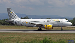 EC-MKV LFSB 02-08-2018 (Burmarrad (Mark) Camenzuli Thank you for the 15.5) Tags: airline vueling airlines aircraft airbus a319112 registration ecmkv cn 3102 lfsb 02082018