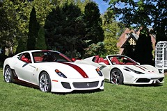 Spec Brothers (FourOneTwo Photography) Tags: ferrari599gto 599gto 599 gto ferrari458specialeaperta 458speciale specialea moltobellaautoshow sportscar supercar auto car exotic fouronetwophotography