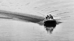 Fishers (ssmirnovphoto) Tags: russia panasonic lumix tz200 bw