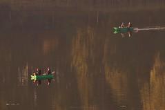 (mariuszpawel) Tags: composition minimalism minimal mazury fishing lake people anglers