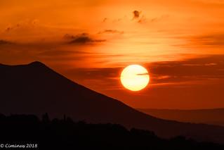 September Sunset.