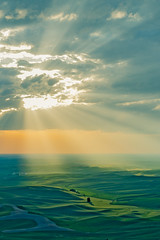 Steptoe Butte (ValeTer_) Tags: sky horizon sea atmosphere calm daytime water morning ocean dawn nikon d7500 usa wa washington steptoe butte nature landscape steptoebutte