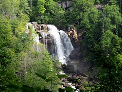 Whitewater Falls. Cashiers, North Carolina (mtm2935) Tags: beautiful wilderness naturaleza nature landscape water agua cataratas whitewater high scenic cashiers northcarolina waterfalls