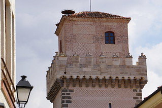 Torre de Arias Dávila (S.XV)