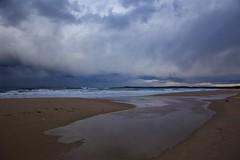 Southerly change (Geoff Main) Tags: australia beach bengellobeach broulee canon6d canonef24105mmf4lisusm coast nsw nswsouthcoast sea seascape tasmansea