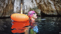 Swimrun Demain Rebelote aout 201800092 (swimrun france) Tags: swimrun calanques aout 2018 cassis freeswimrun provence trailrunning swimming open water hiking climbing
